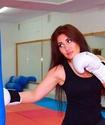 Видео нокаута и досрочной победы Сатыбалдиновой над боксершей из Мексики