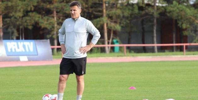 """Бывший тренер """"Тобола"""" получил предложение возглавить сборную Литвы"""