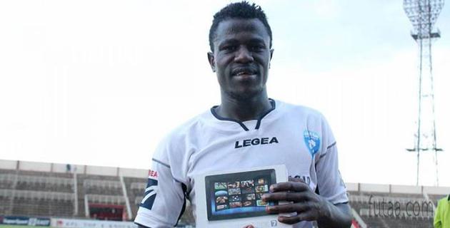 Первый в истории КПЛ легионер из Кении нашел новый клуб в Европе