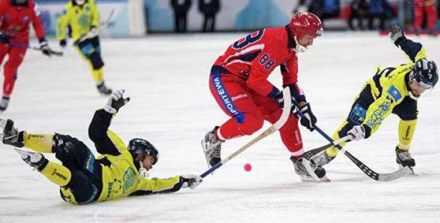 Сборная Казахстана пропустила 31 мяч  за два матча ЧМ по бенди и потерпела второе поражение