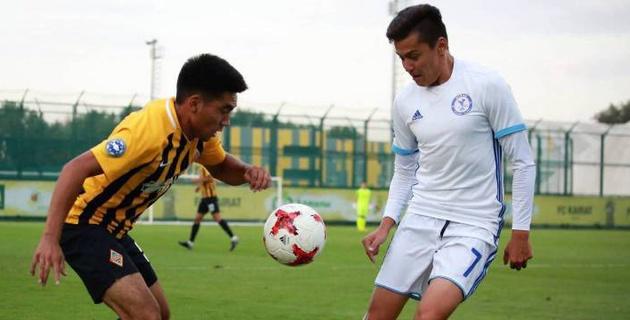Забивший 20 мячей в прошлом сезоне казахстанский футболист нашел новый клуб