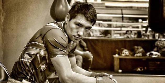 """Бой Алимханулы против """"Наемного убийцы"""" из США покажут в прямом эфире в Казахстане"""
