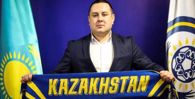 Открывший Сейдахмета тренер пошел на повышение в сборной Казахстана