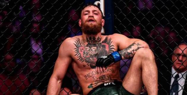 МакГрегор отреагировал на полугодовую дисквалификацию за драку после боя с Нурмагомедовым