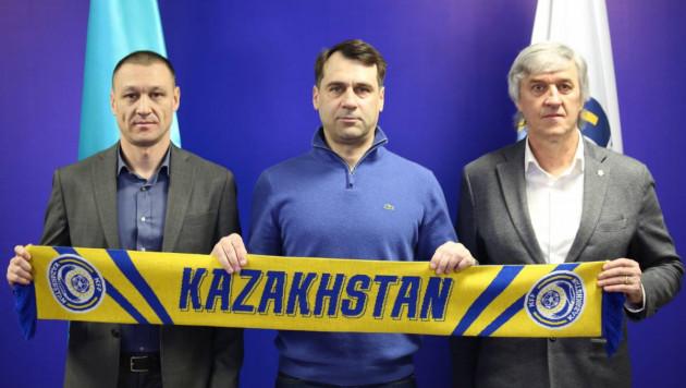 Один из самых успешных казахстанских легионеров в России возглавил юношескую сборную РК