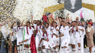 Сборная Катара впервые в истории выиграла чемпионат Азии по футболу