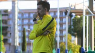 "Тренер ""Кайрата"" нашел объяснение упущенной победе над боснийским клубом"