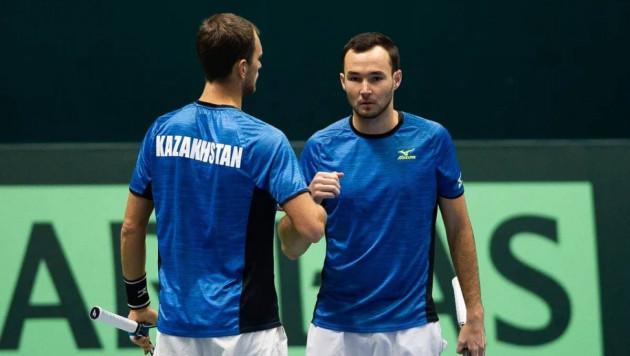 Казахстан не смог досрочно выйти в финальную стадию Кубка Дэвиса