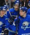 """""""Барыс"""" разгромил """"Йокерит"""" в матче с десятью шайбами и вышел на первое место в дивизионе КХЛ"""