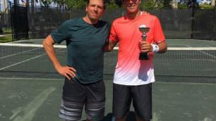 Казахстанский теннисист Дмитрий Попко выиграл турнир в США
