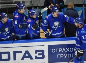 """""""Барыс"""" стал второй командой КХЛ по забитым шайбам и приблизился к своему рекорду"""