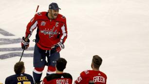 Овечкин стал самым результативным российским игроком регулярных чемпионатов НХЛ в истории