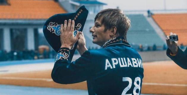 """""""Не было слез"""". Аршавин вспомнил уход из """"Кайрата"""" и последний матч в карьере"""