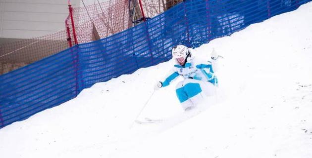 Юлия Галышева пробилась в финал чемпионата мира по фристайлу
