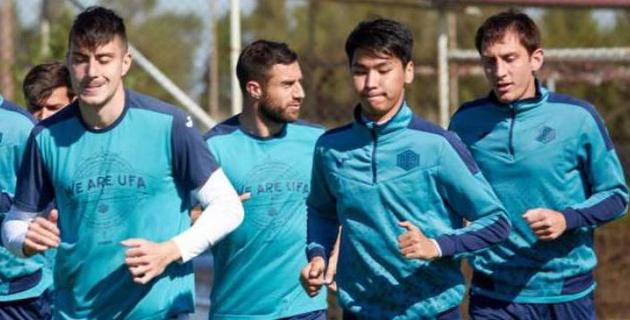 Клуб Еркебулана Сейдахмета назвал соперников по матчам на третьем сборе