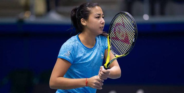 """""""Я немного волновалась"""". Зарина Дияс прокомментировала первую победу в карьере над соперницей из Китая"""