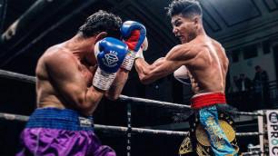 Финалист молодежного ЧМ из Казахстана проведет два боя в Великобритании за неделю
