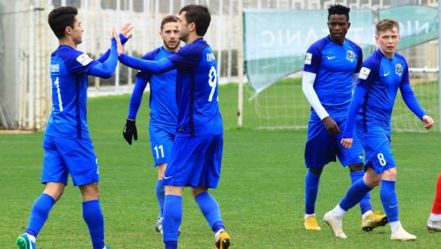 20-летний казахстанец Бахтияров заработал пенальти и помог победить российскому клубу