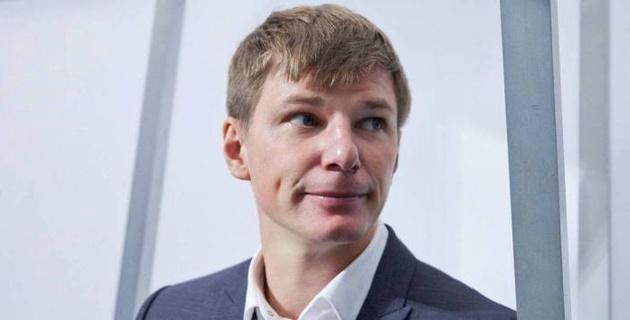 На Андрея Аршавина подали заявление в полицию Санкт-Петербурга