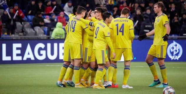 Шесть игроков сборной Казахстана, или как сейчас выглядит ТОП-10 самых дорогих футболистов КПЛ