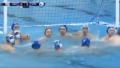 В матче чемпионата России по водному поло игроки устроили массовую драку