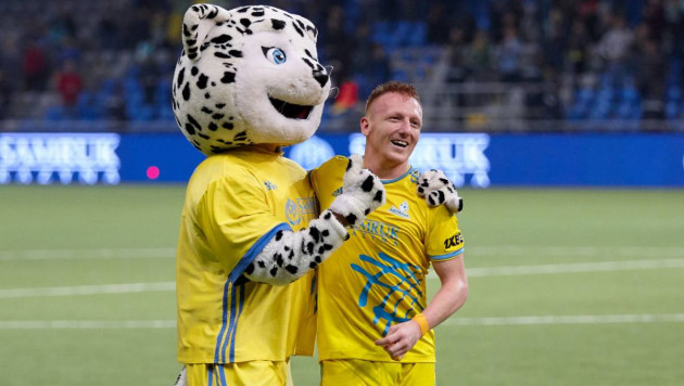 """Как """"Астана"""" будет играть без Кляйнхайслера?"""