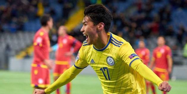 Еркебулан Сейдахмет не приедет в сборную Казахстана на матч с Молдовой