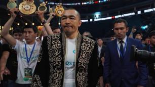 Назван фаворит на проведение чемпионского боя Шуменова против боксера из зала Головкина