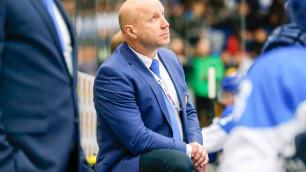 """Экс-тренер """"Барыса"""" и сборной Казахстана объяснил, как плей-офф КХЛ повлияет на домашний ЧМ"""