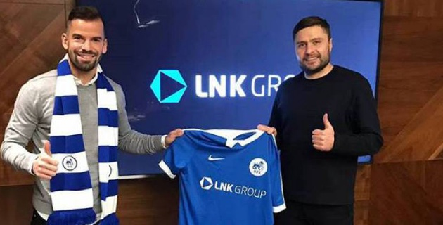 Бывший лидер и капитан казахстанской команды сменил клуб в межсезонье