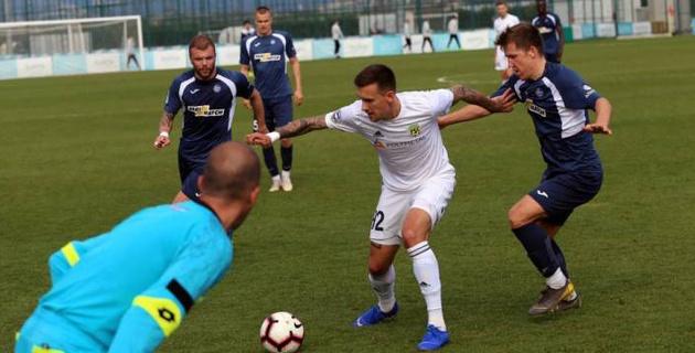 Бронзовый призер чемпионата Казахстана крупно проиграл клубу украинской премьер-лиги