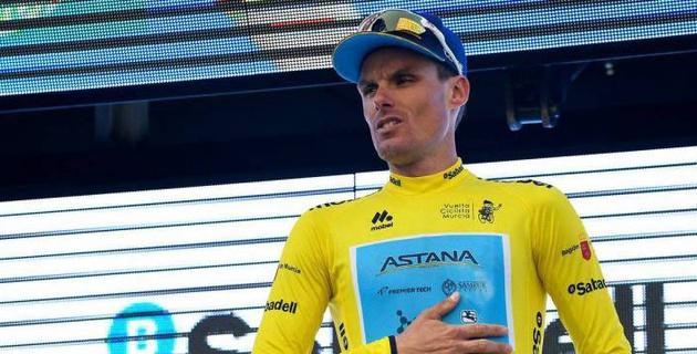 """Санчес из """"Астаны"""" во второй раз подряд выиграл гонку в Испании"""