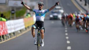 """Я приехал на """"Тур Омана"""" с целью выиграть хотя бы один этап - Луценко о своей победе"""
