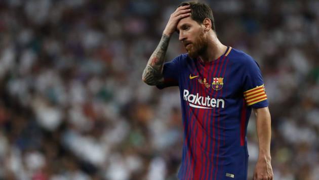 """""""Барселона"""", """"Лион"""", """"Ливерпуль"""" и """"Бавария"""" не забили ни одного мяча в матчах Лиги чемпионов"""