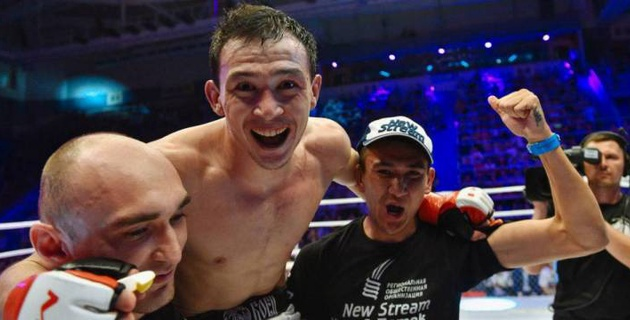"""Казахский боец против """"испанского душителя"""". Превью ко второму бою Дамира Исмагулова в UFC"""