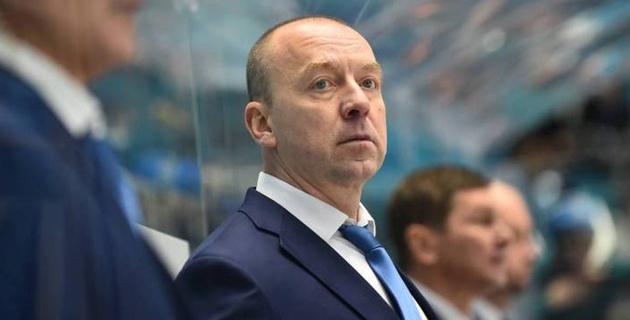 """Тренер """"Барыса"""" Скабелка нашел позитивный момент в третьем подряд поражении в КХЛ"""