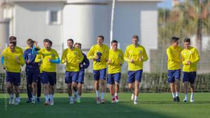 Новый капитан и новый вратарь. Назван стартовый состав на первый матч сборной Казахстана под руководством чешского тренера