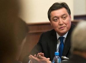 Президент Казахстанской федерации хоккея Аскар Мамин будет исполнять обязанности премьер-министра