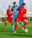 Полное видео победного матча футбольной сборной Казахстана над Молдовой
