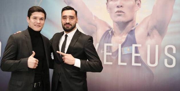 Менеджер Елеусинова обвинил мексиканского соперника Джукембаева в нарушении контракта на бой в США