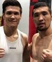 Брат Данияра Елеусинова нокаутировал мексиканского боксера за десять секунд
