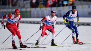 Алексей Полторанин стал 11-м в своей первой гонке на чемпионате мира в Австрии