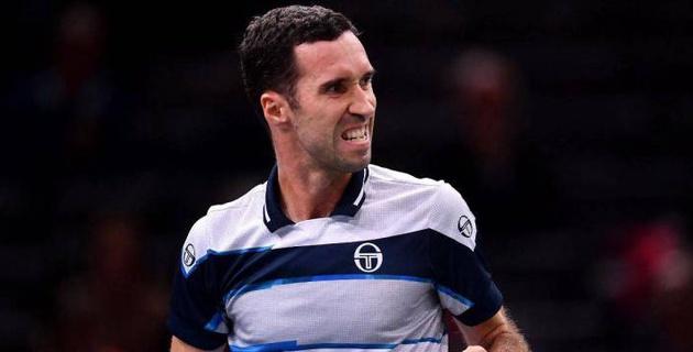 Первая ракетка Казахстана вышел в финал турнира ATP во Франции
