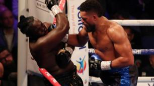 Видео нокаута, или как супертяж из зала Головкина победил экс-чемпиона WBC