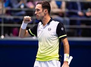 Кукушкин из Казахстана после финала во Франции поднялся на рекордное для себя место в рейтинге ATP