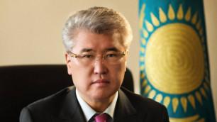 Согласована кандидатура министра культуры и спорта Казахстана