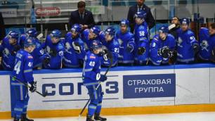 """Букмекеры оценили шансы """"Барыса"""" пройти """"Торпедо"""" в плей-офф КХЛ"""