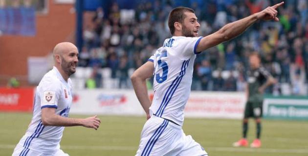 Новичок КПЛ подписал нападающего c опытом игры в российской премьер-лиге