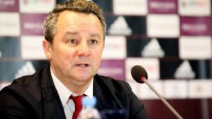 Соперник Казахстана по Лиге наций назначил нового главного тренера
