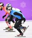 Мужская и женская сборные Казахстана по шорт-треку пробились в главный финал Универсиады-2019